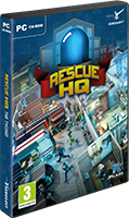 Packshot Rescue HQ – The Tycoon